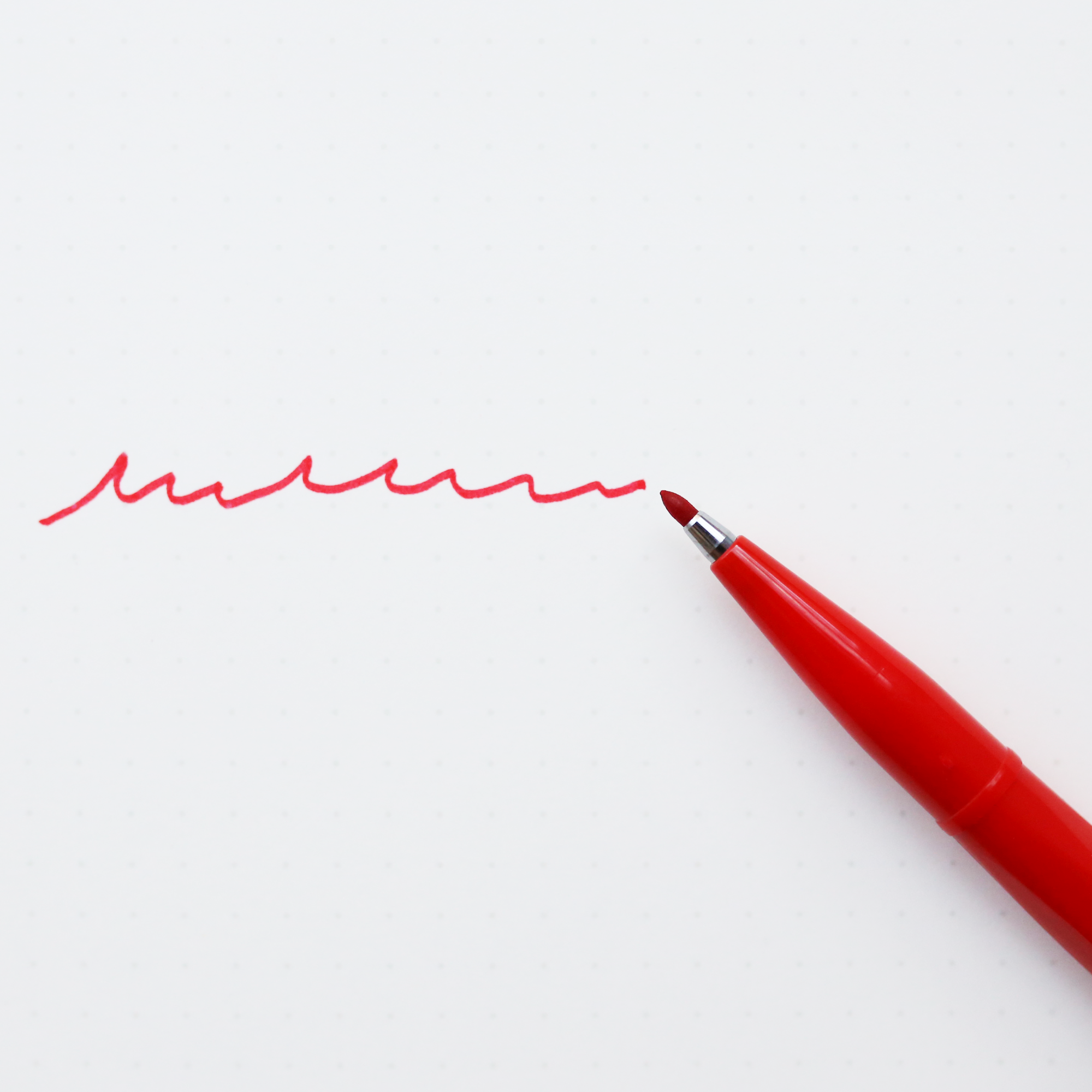 SIGN PEN // RED