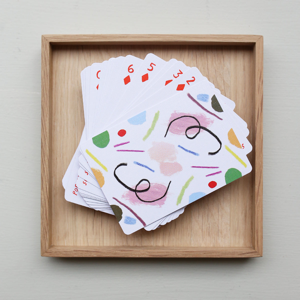 PLAYING CARDS // ART