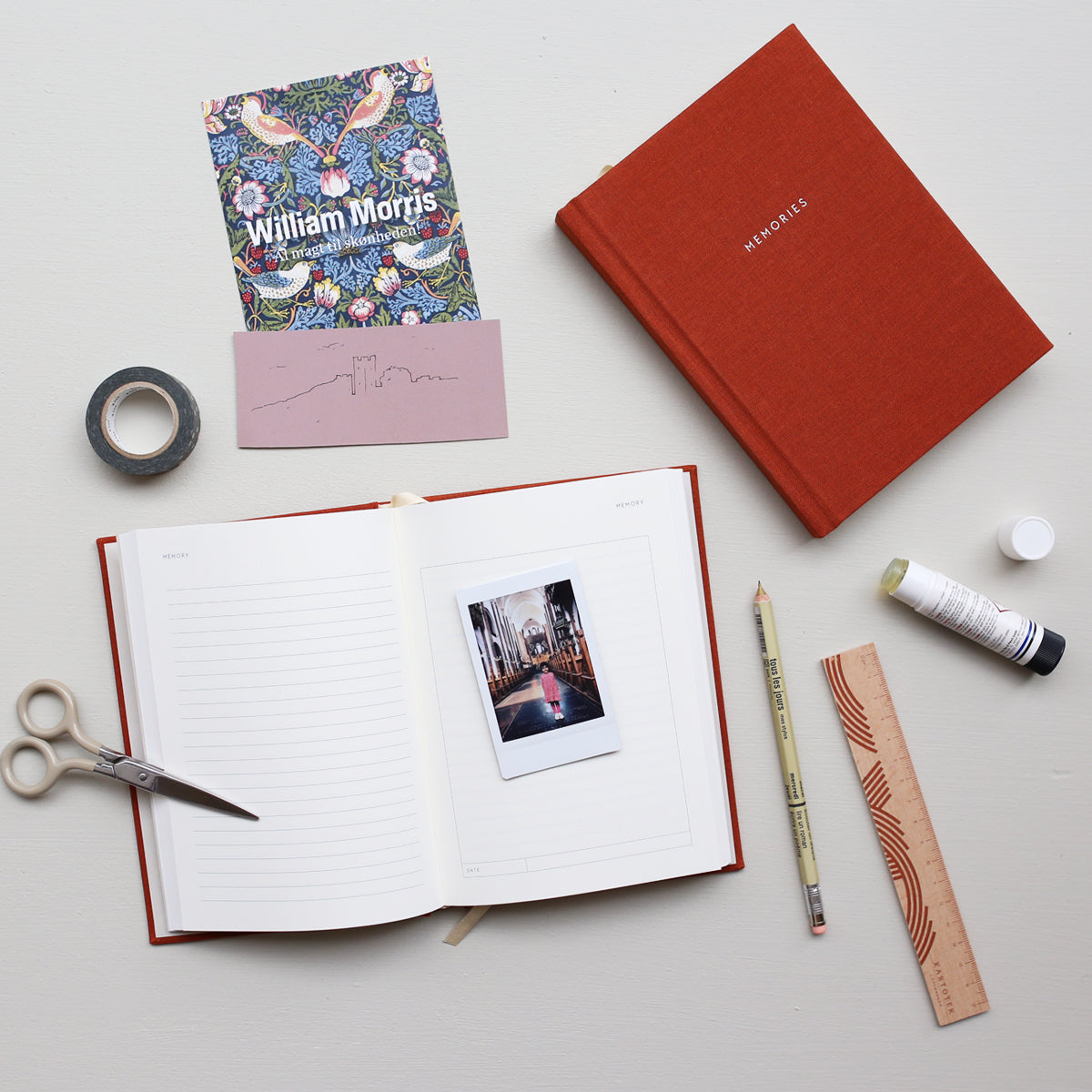 START JOURNALING SET // CAPTURE THOSE MEMORIES