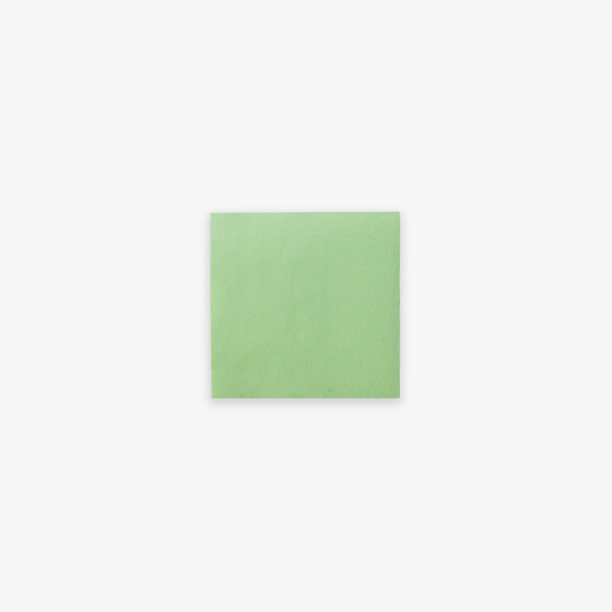 STICKY NOTES // LIGHT GREEN
