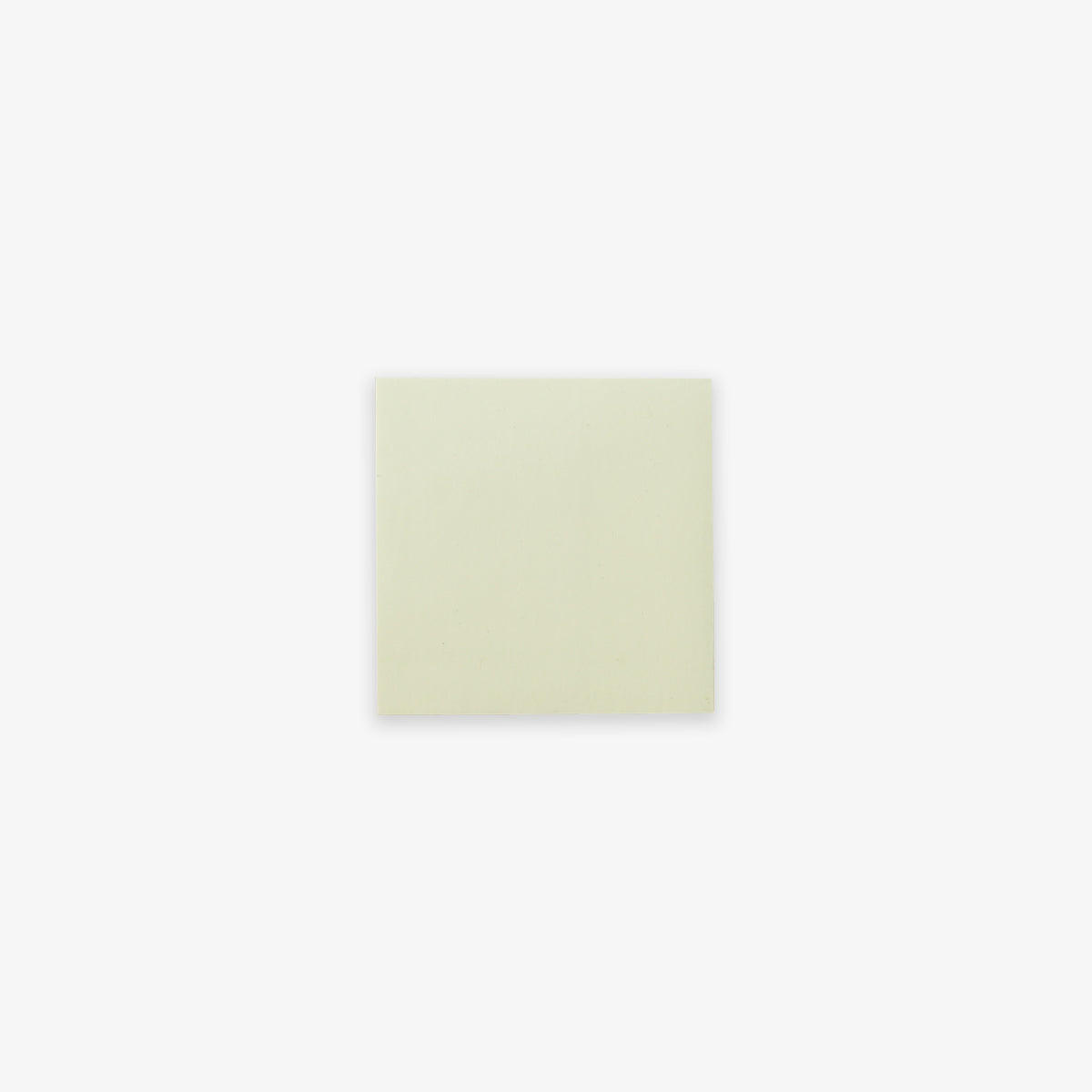 STICKY NOTES // LIGHT YELLOW