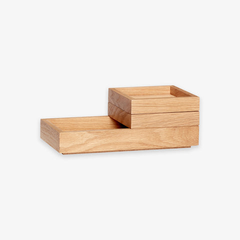 STORAGE BOX // OAK