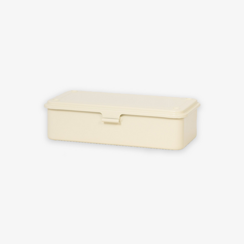 T-190 STEEL TOOL BOX // BEIGE