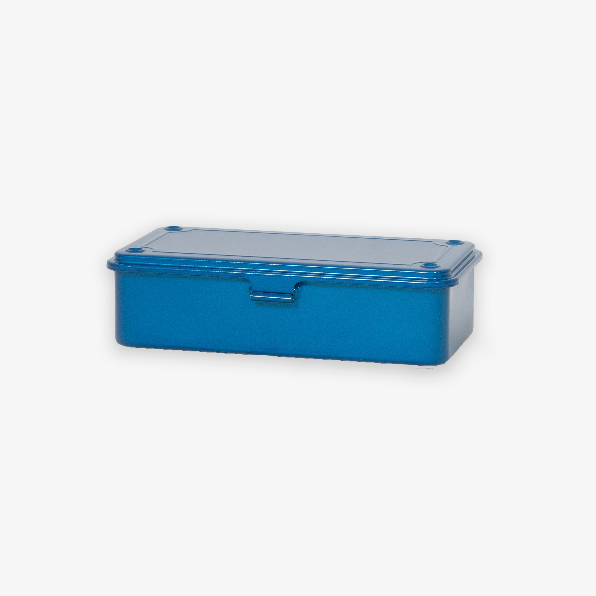 T-190 STEEL TOOL BOX // BLUE