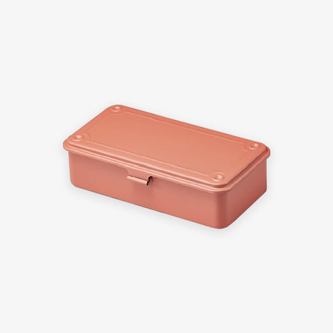 T-190 STEEL TOOL BOX // CORAL
