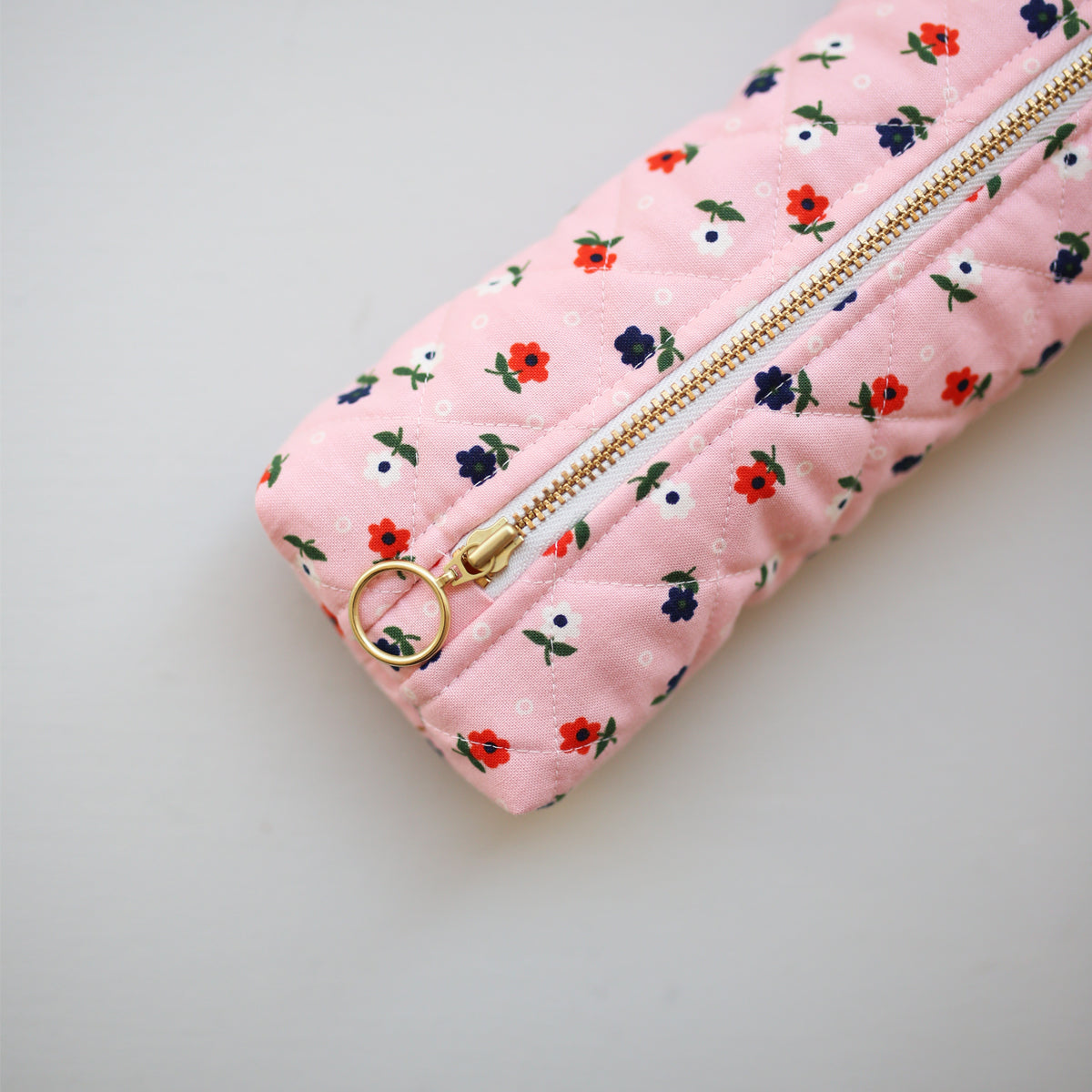 PEN CASE // FLOWERMIX