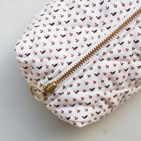 UTILITY BAG // LITTLE SWANS