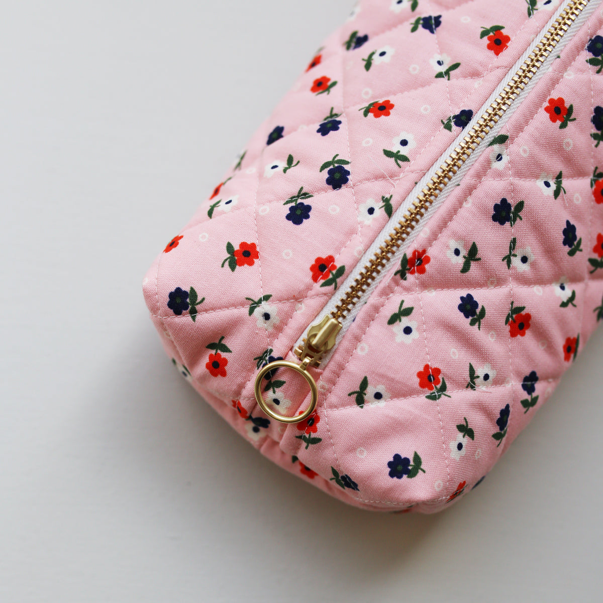 MAKEUP BAG // FLOWERMIX