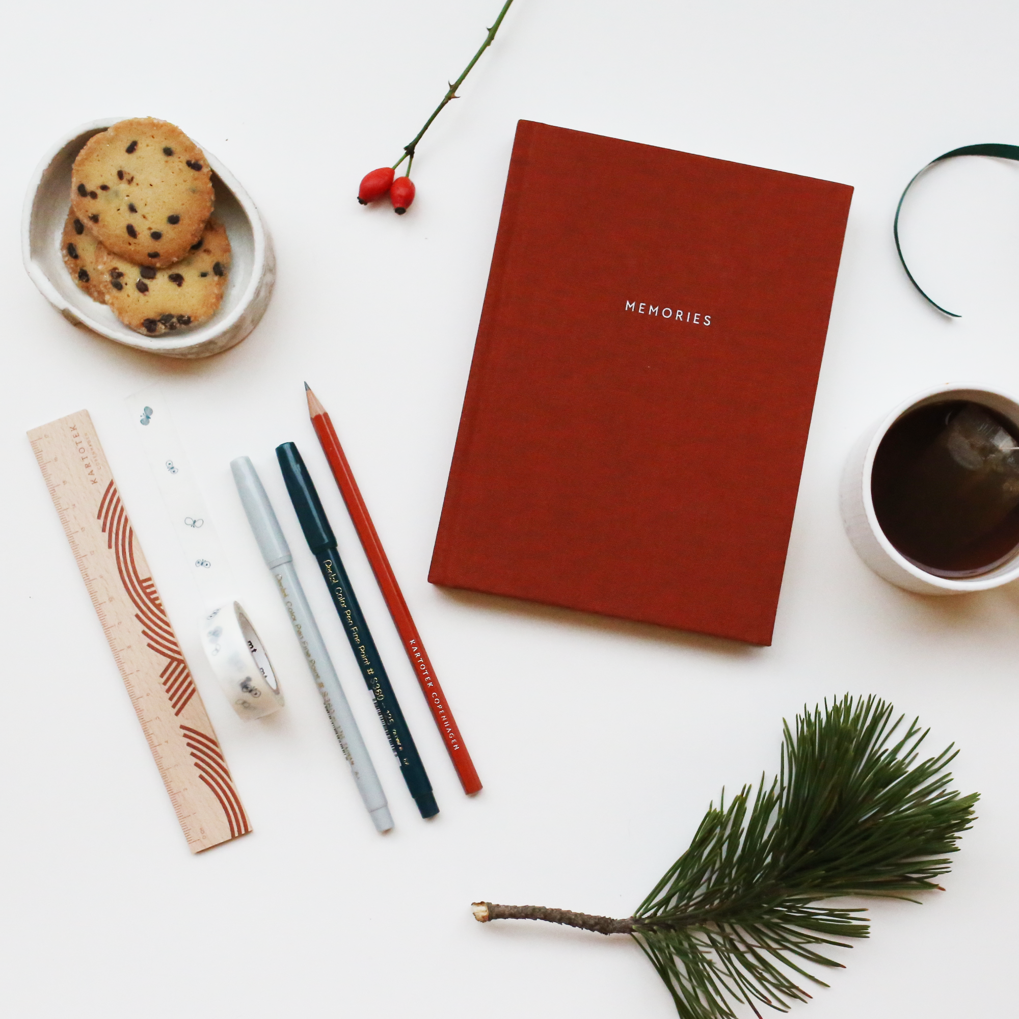 START JOURNALING SET // LET'S CREATE NEW MEMORIES