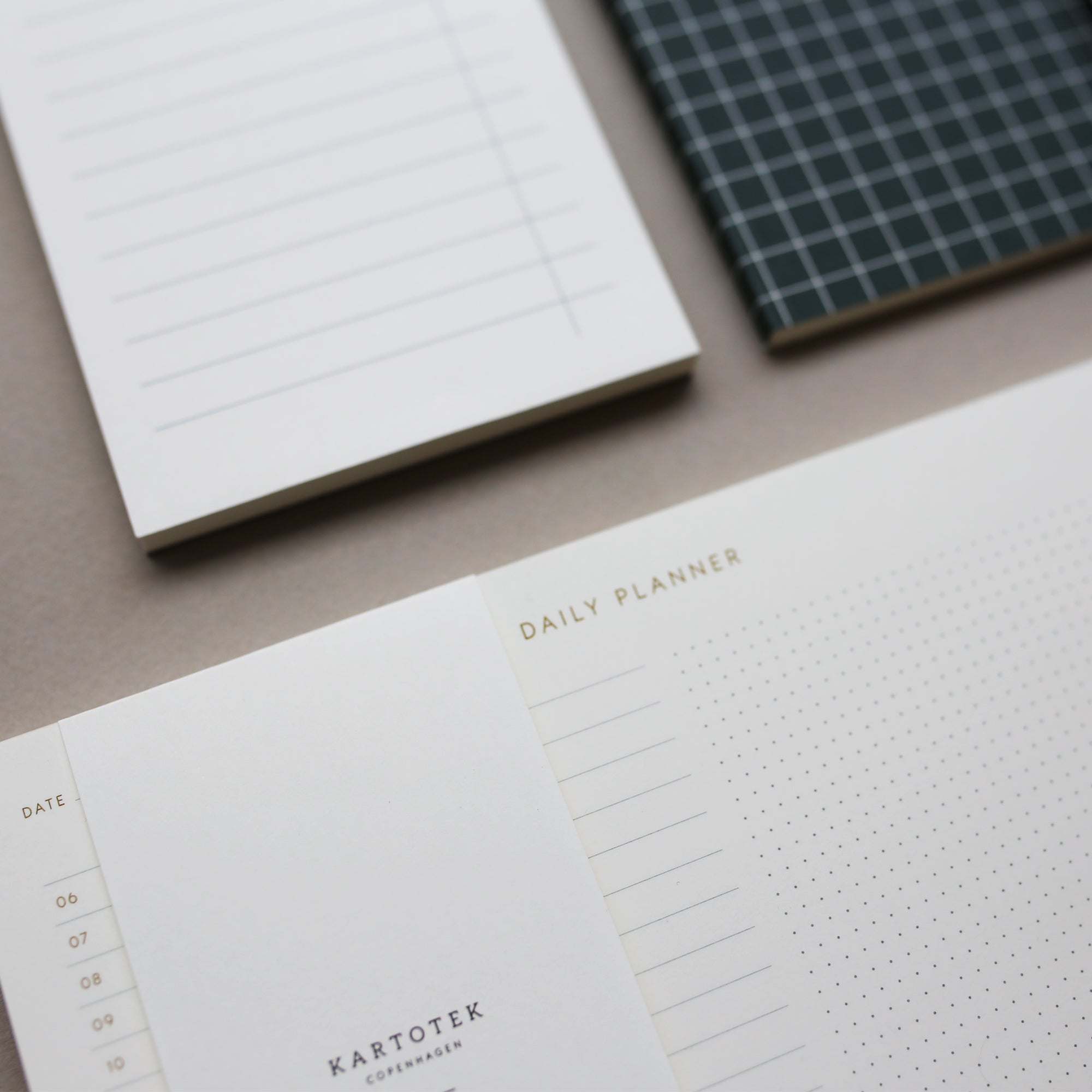 NOTEPAD / DAILY PLANNER