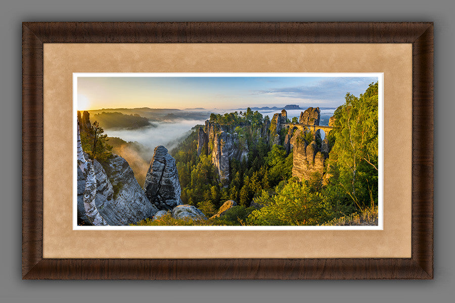 Bridge Of Bastei