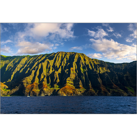 Na Pali Coast Colors
