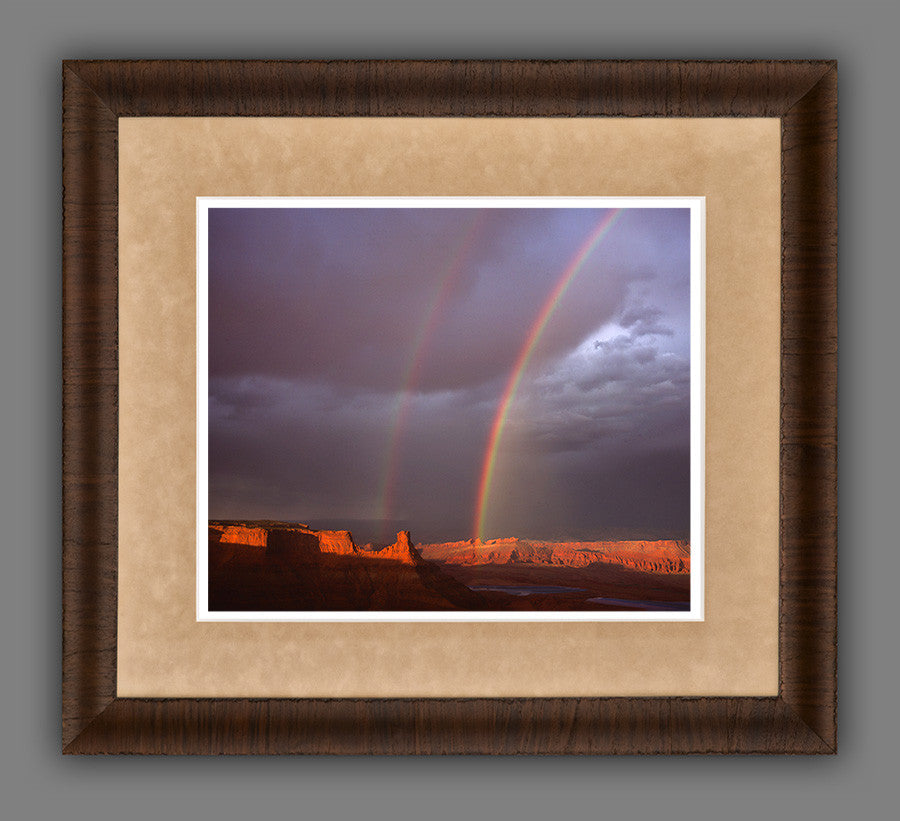 Rainbows Over Canyonlands