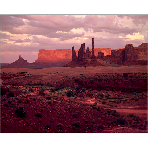 Totem Pole – Monument Valley