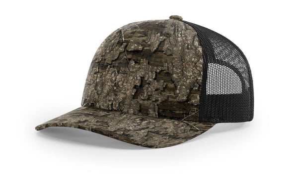 112p Camo Patch Hat