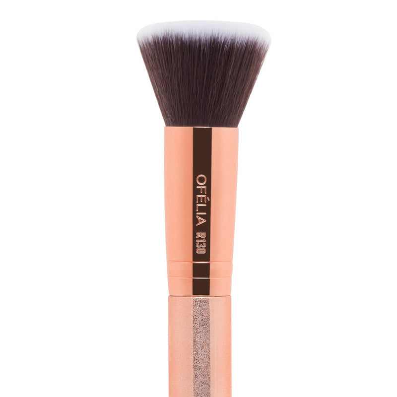 FLAT BLENDING BRUSH R130 - OFELIA COSMETICS