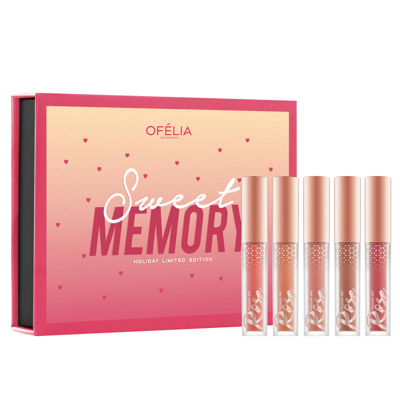 SWEET MEMORY - Holiday Limited Edition - OFELIA COSMETICS