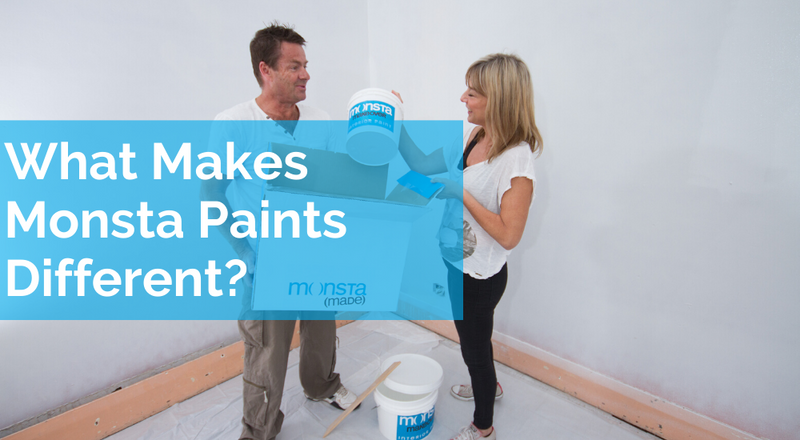 What Makes Monsta Paints Different?