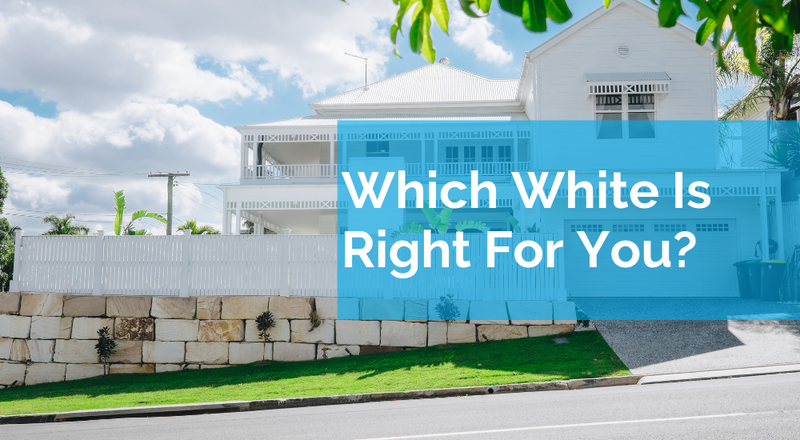 Which White is Right?