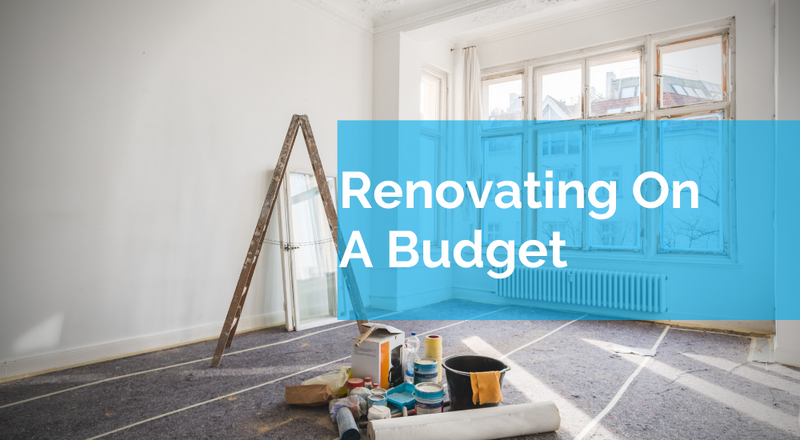 Renovating On A Budget