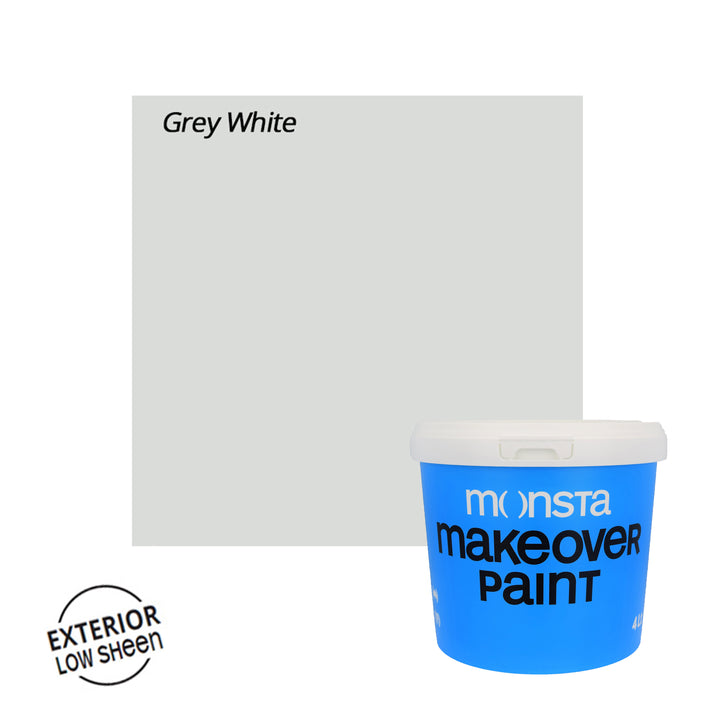 Makeover Paint Exterior Low Sheen