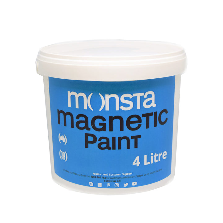 Monsta Magnetic Paint