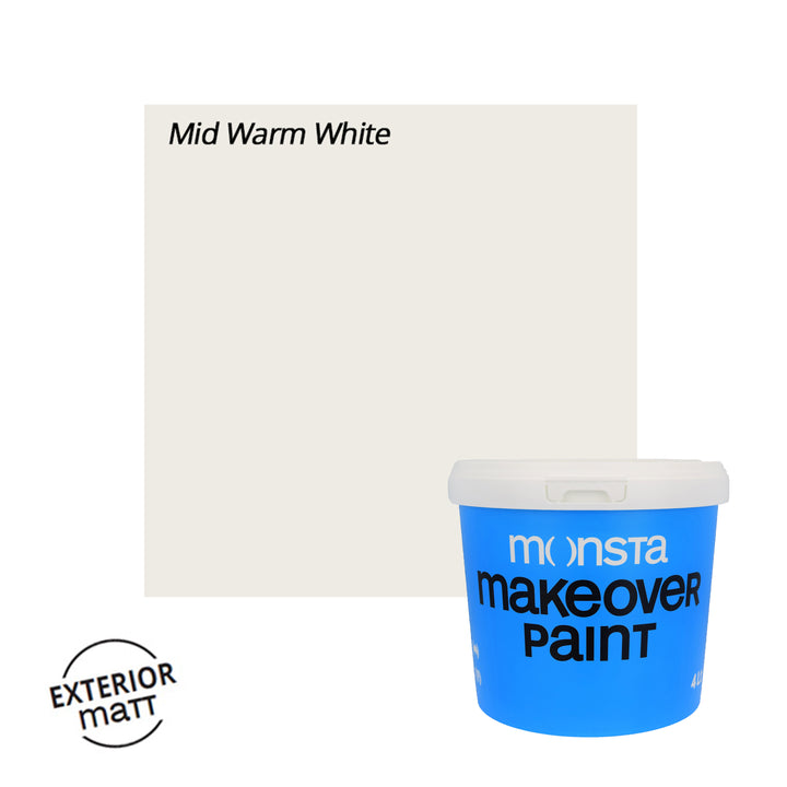 Makeover Paint Exterior Matt
