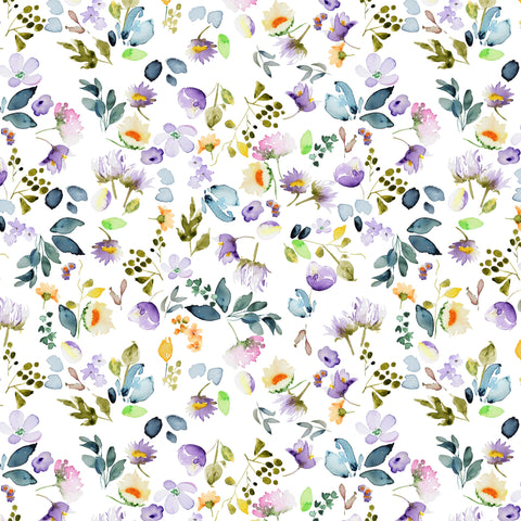 Flower Shower Fabric