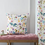 Flower Shower Cushion -  60 x 60