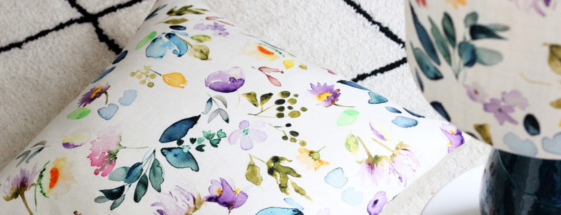 Flower Shower Cushions