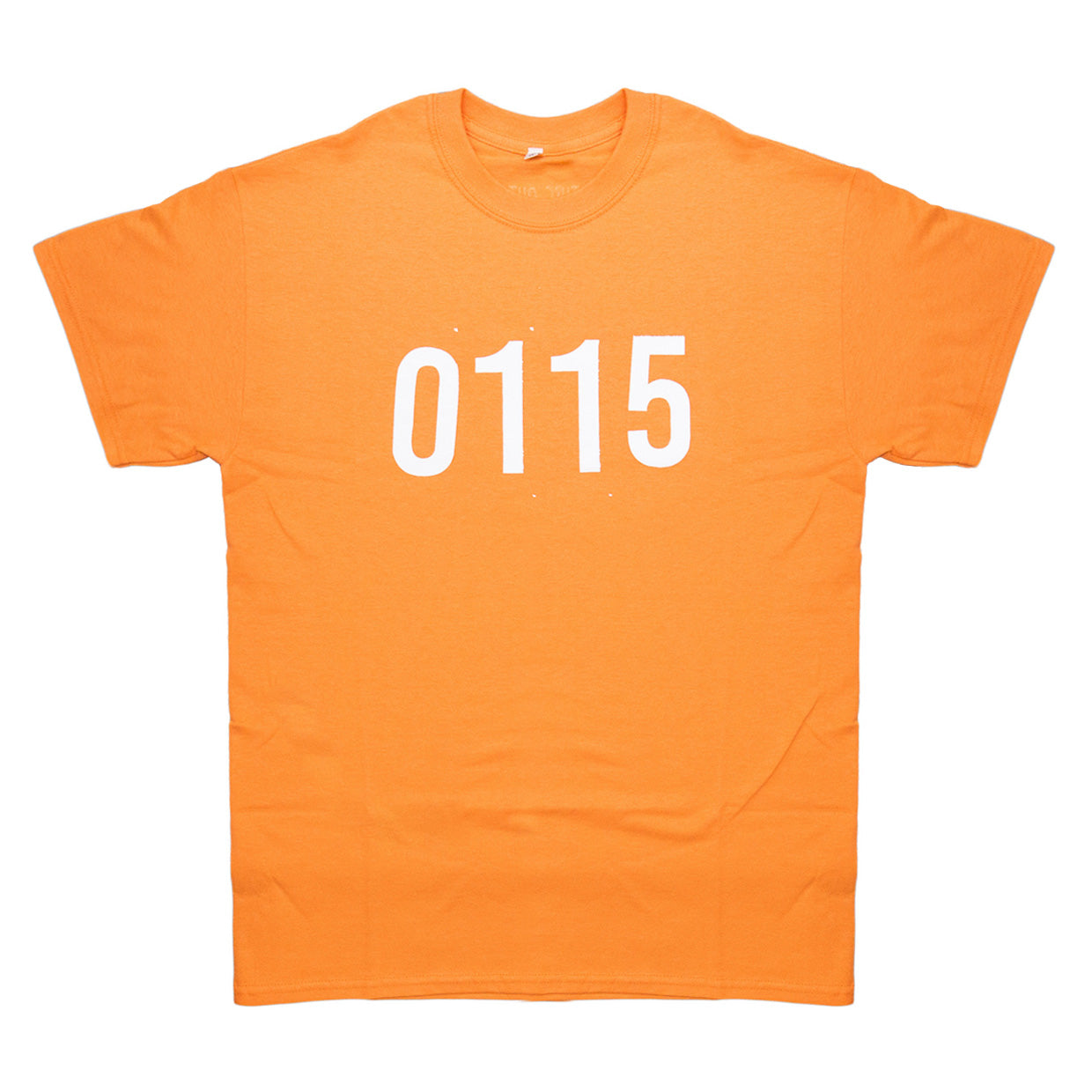 0115 Records - T-Shirts - 0115 T-shirt (Sherbet)