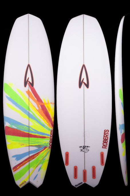 "Roberts ""3 DF"" - Ventura Surf Shop"