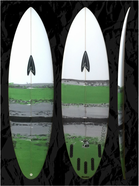 "Roberts ""Black Cobra"" - Ventura Surf Shop"