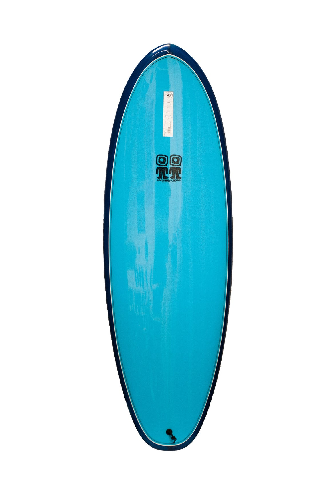 Campbell Bros. Mini Lite Short Board