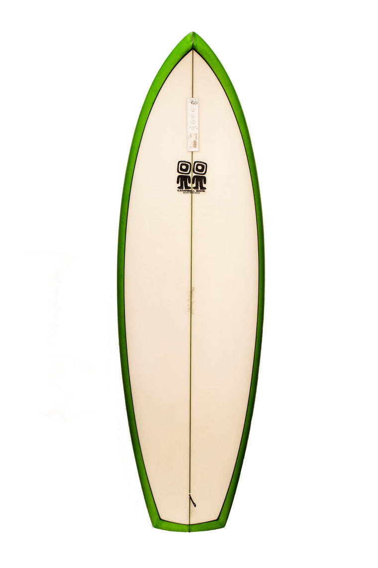 Campbell Bros. Bubblebee Short Board