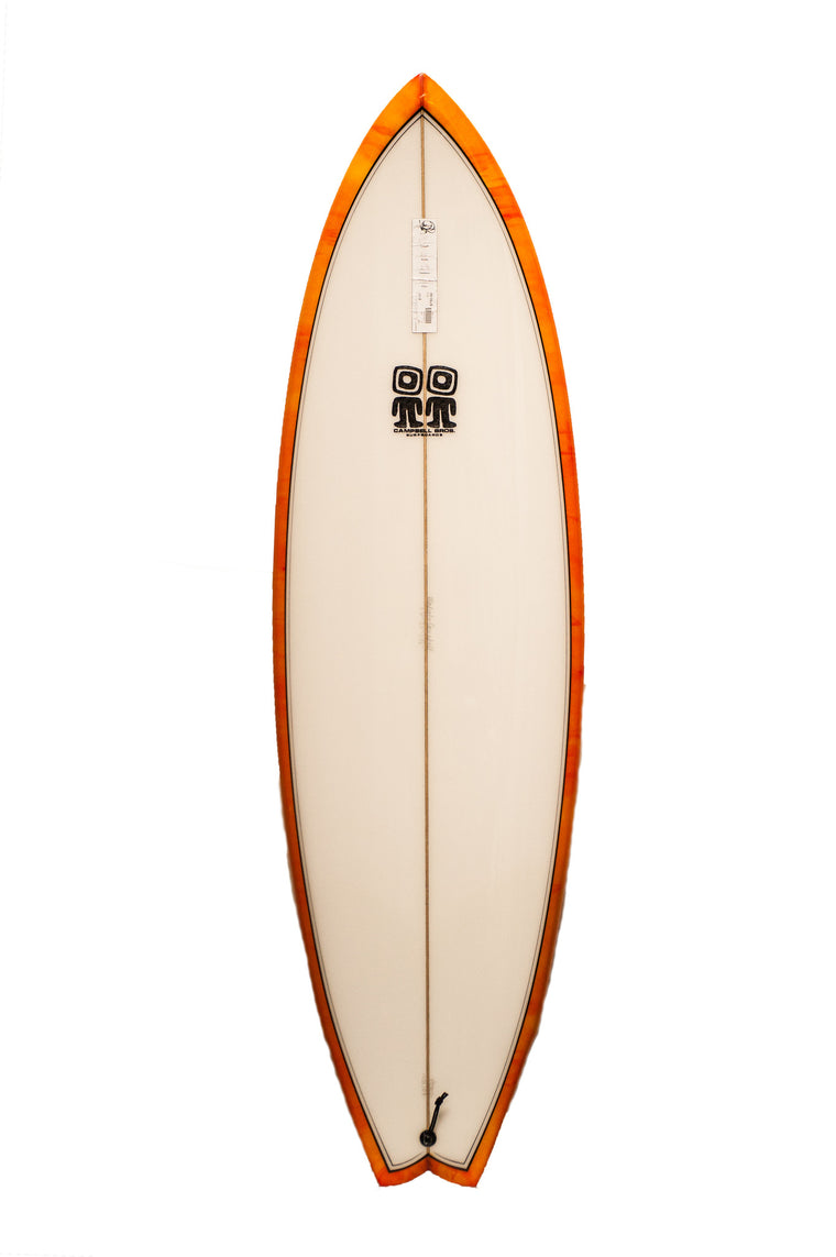 Campbell Bros. Alpha Omega Short Board
