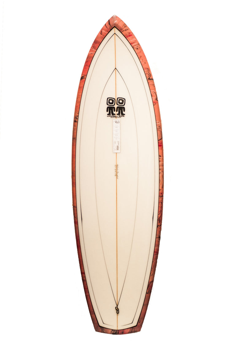 Campbell Bros. Bubblebee Short Board - Ventura Surf Shop