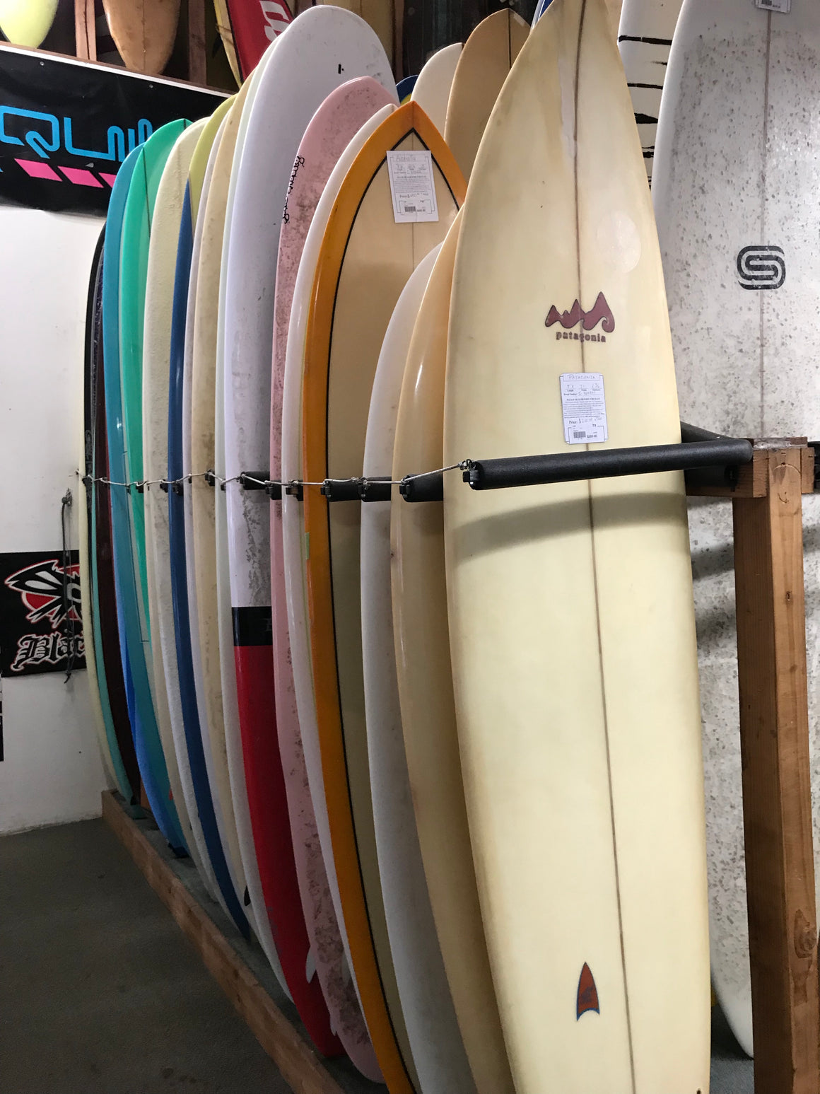 Used Surf Boards - Ventura Surf Shop