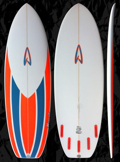 "Roberts ""The Mush Machine"" - Ventura Surf Shop"
