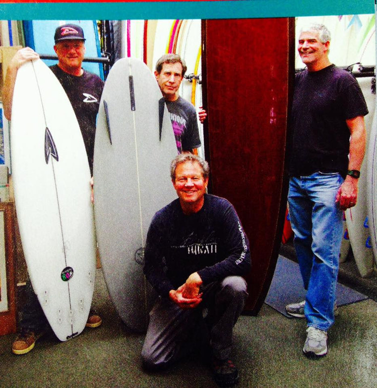 Hand Crafted Custom Surfboards Ventura Surf Shop - Ventura Surf Shop