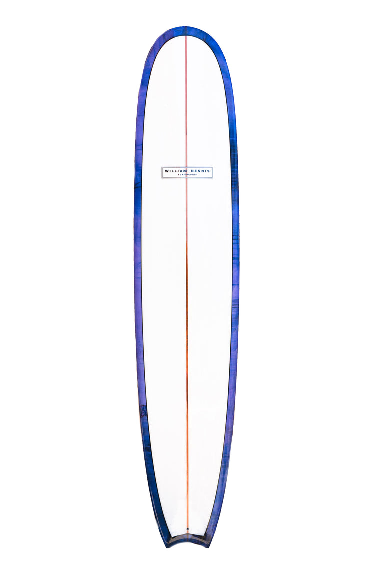 "William Dennis Custom ""Tommy Dane Model"" Longboard"