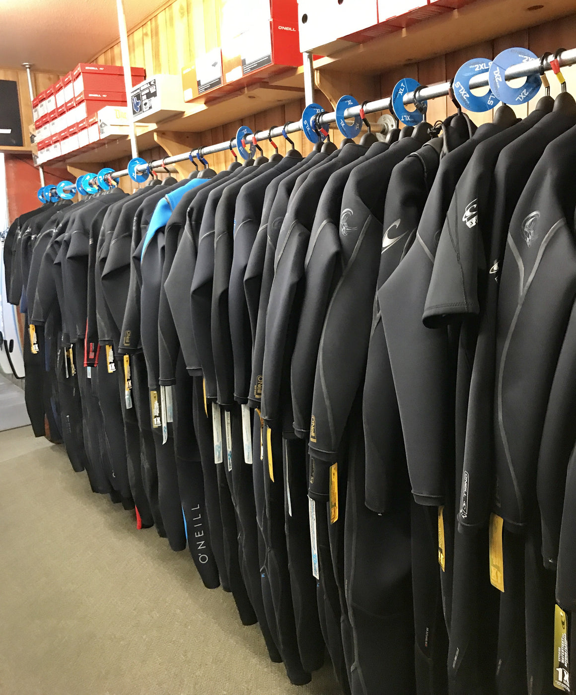 Wetsuits - Ventura Surf Shop