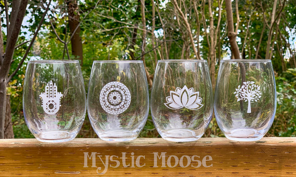 Mystical Collection - Stemless