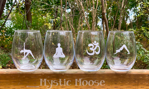 NaMooseTe Collection - Stemless