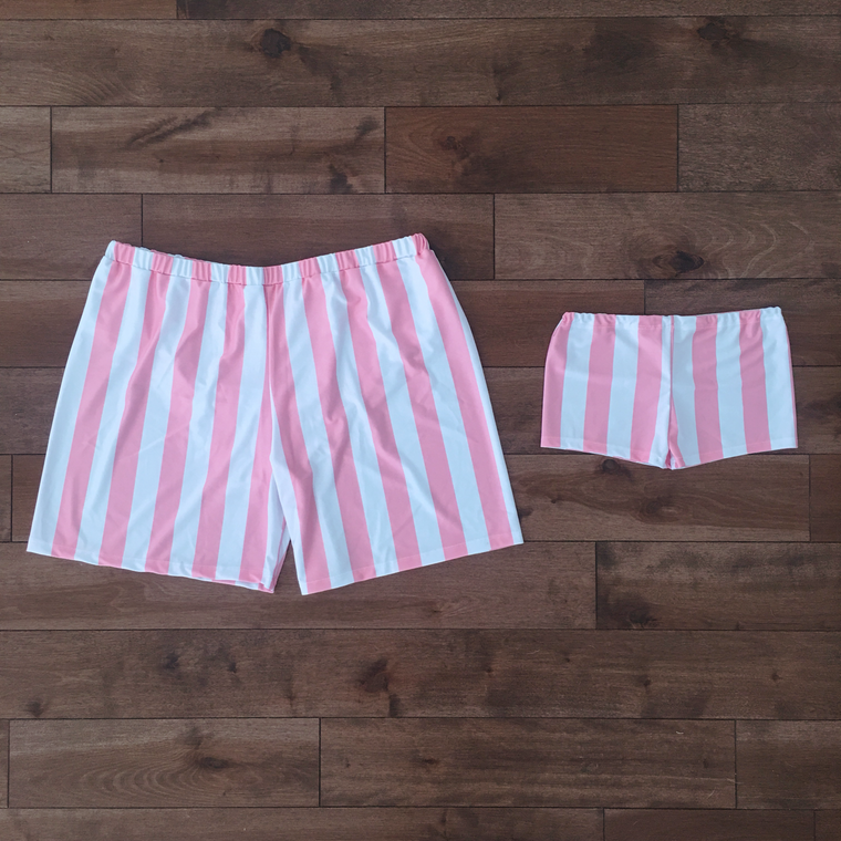 matching swimsuit for dad and son