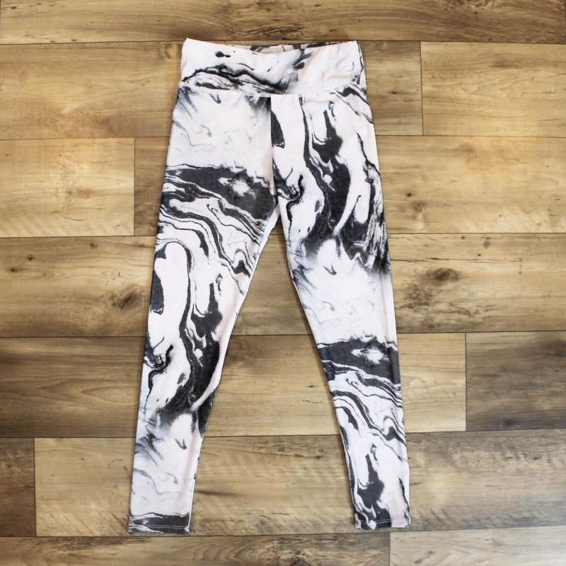 leggings couple - leggings - yoga pant - marble legging