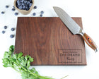 Customized Cutting Board Wholesale Engraved Charcuterie Board Quebec