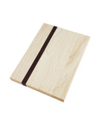 Bar Chopping Board Series - Maple with Walnut Accent - Muskoka Woodworking