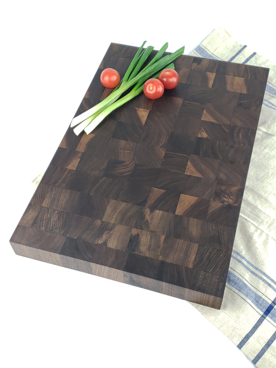 Butchers Block Series - Walnut - Muskoka Woodworking