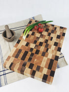 Butchers Block Series - Mixed Woods - Muskoka Woodworking